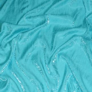 Crush Shimmer Tiffany-blue
