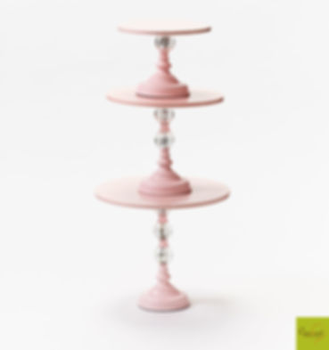____Orb+Base+Cake+Stand+Set+of+3+S1679P+