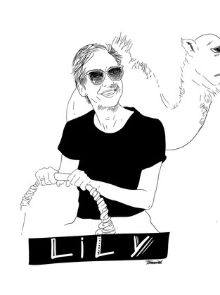 ontmoet     Lily