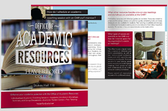 Haverford Academic Resource Brochure