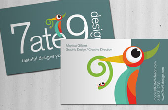 7ate9 Business Card