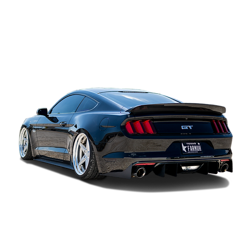 2015-2017 Ford Mustang Non Premium 6 Piece Diffuser Kit