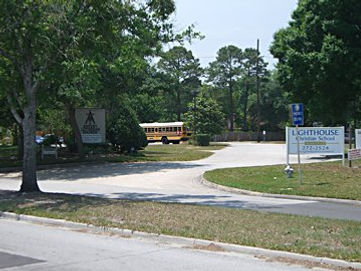 Our Orange Park Campus is located just off Blanding Blvd. at Advent Lutheran Church