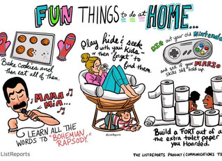 Stuck at Home? Try Something New