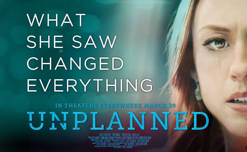 See UNPLANNED at a theater near you!