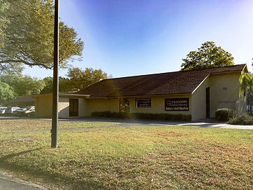 Our Mandarin Campus is located at Freedom Christian Fellowship