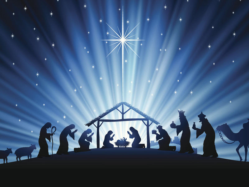 Shepherds or Magi, Jesus came for us all