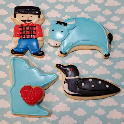 Minnesota cookies