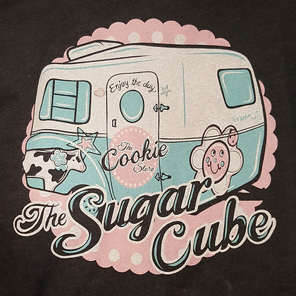The Sugar Cube t-shirt