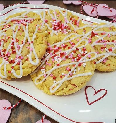 1/2 dz Sprinkle Sugar Cookies
