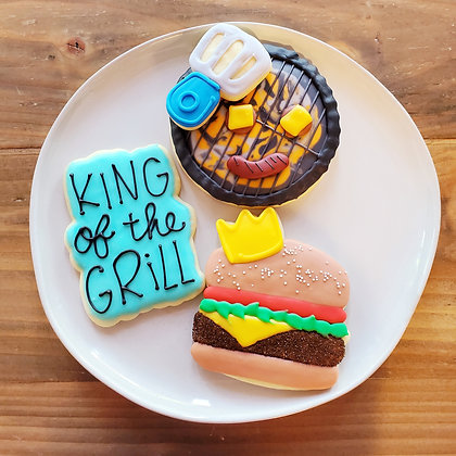 HFD King of the Grill