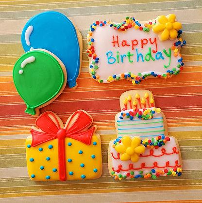 Birthday 1 dozen
