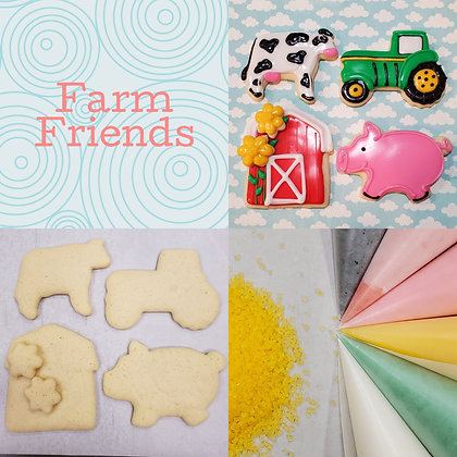 DYO Kit, Farm Friends