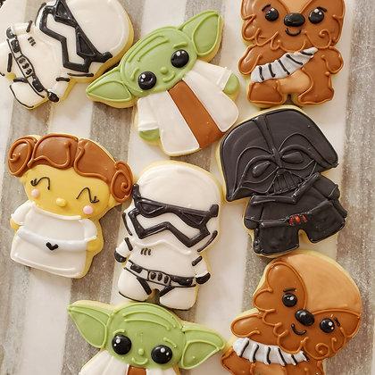 Star Wars Friends, 1dz assortment