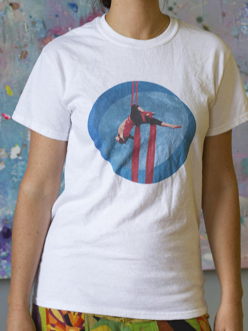Aerial Hammock T shirt