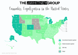 Cannabis legalization in the United States