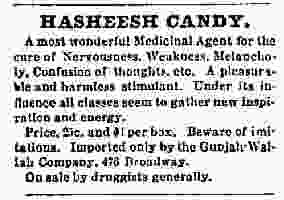 Hasheesh Candy