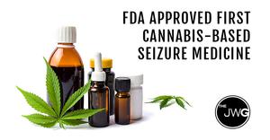 FDA Approves CBD Medicine