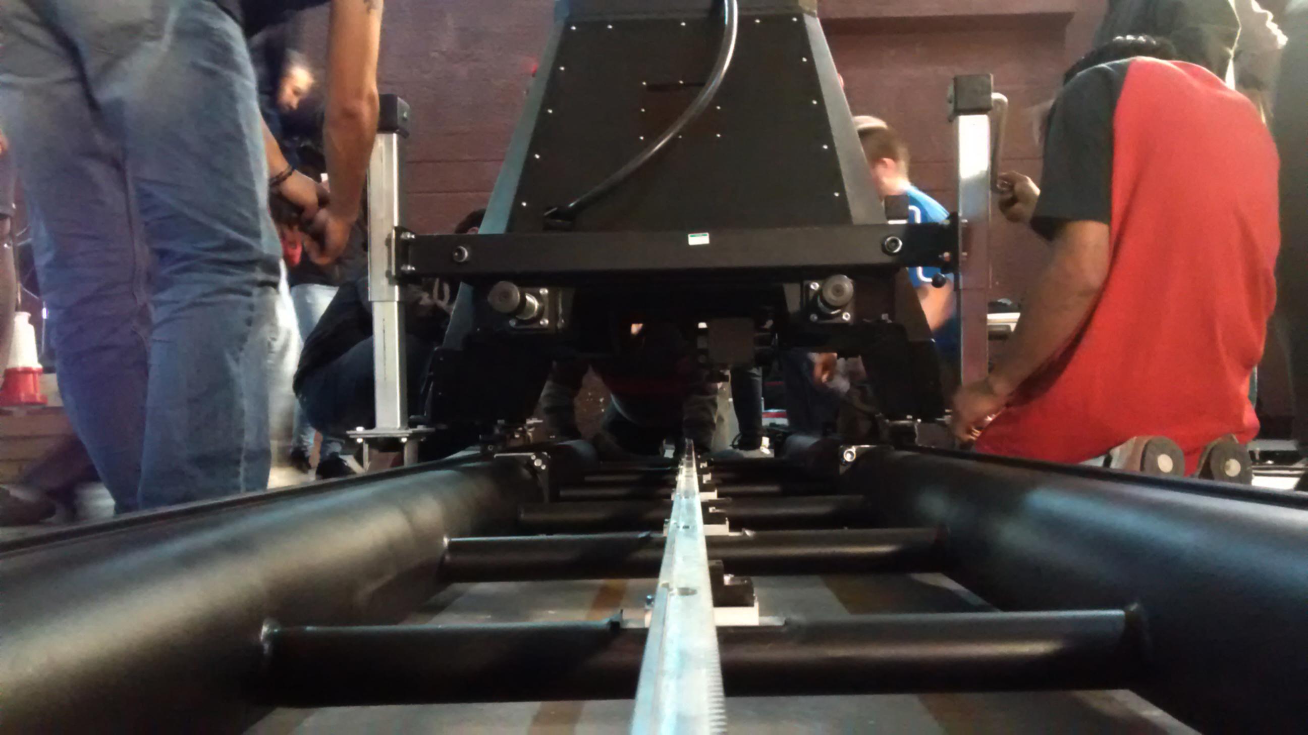 Track sistem