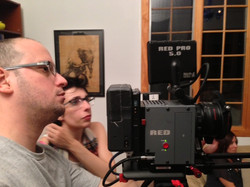 Shooting on the RED Scarlet