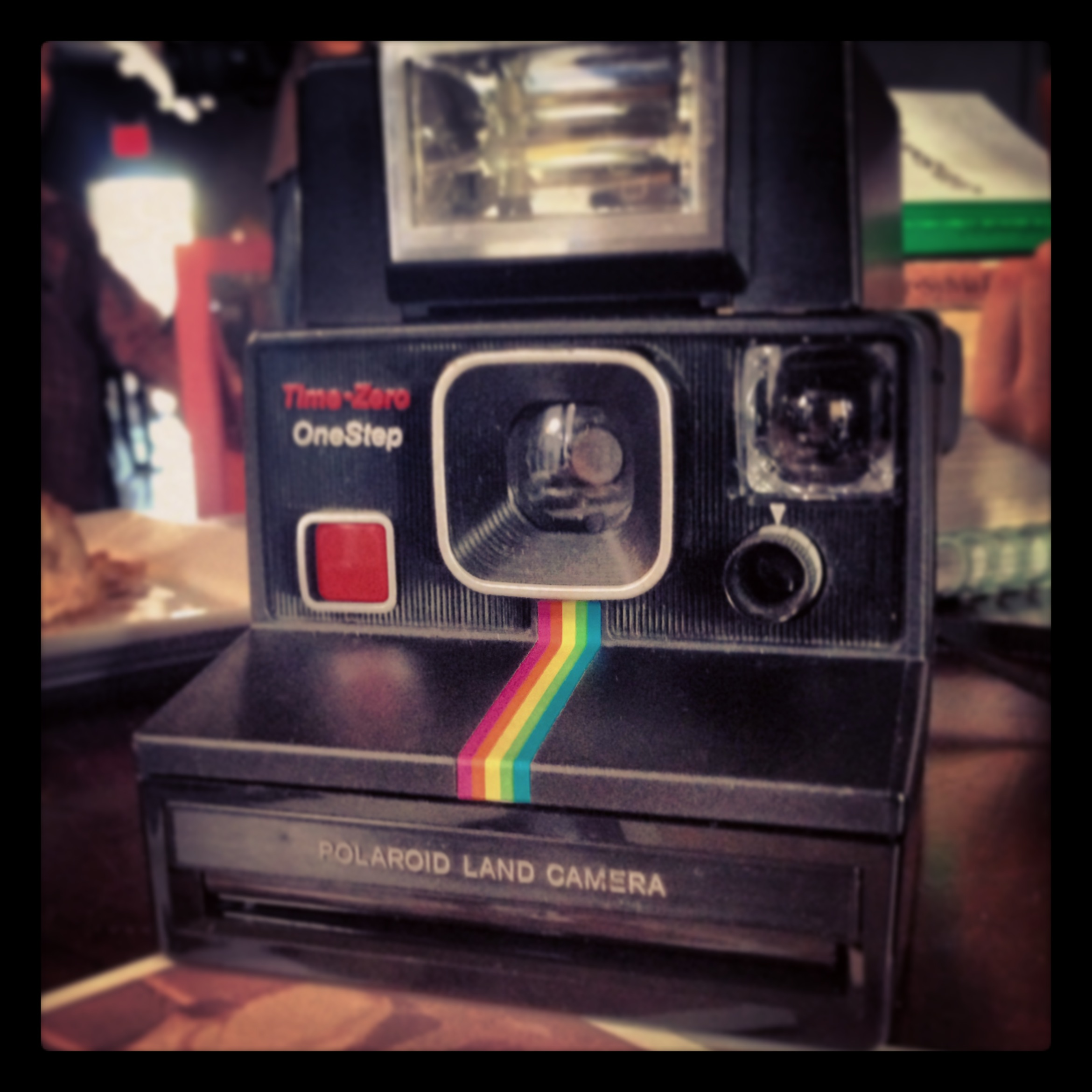 Ish's Polaroid Camera