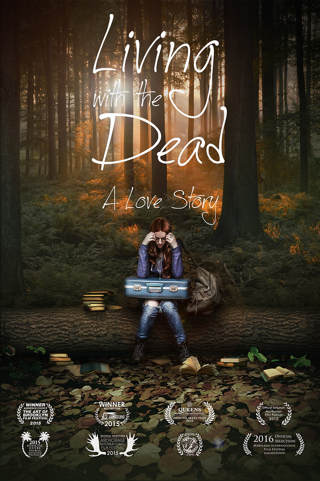 Living with the Dead - Key Art - Alt Eng