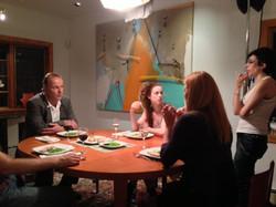 McLean Family Dinner