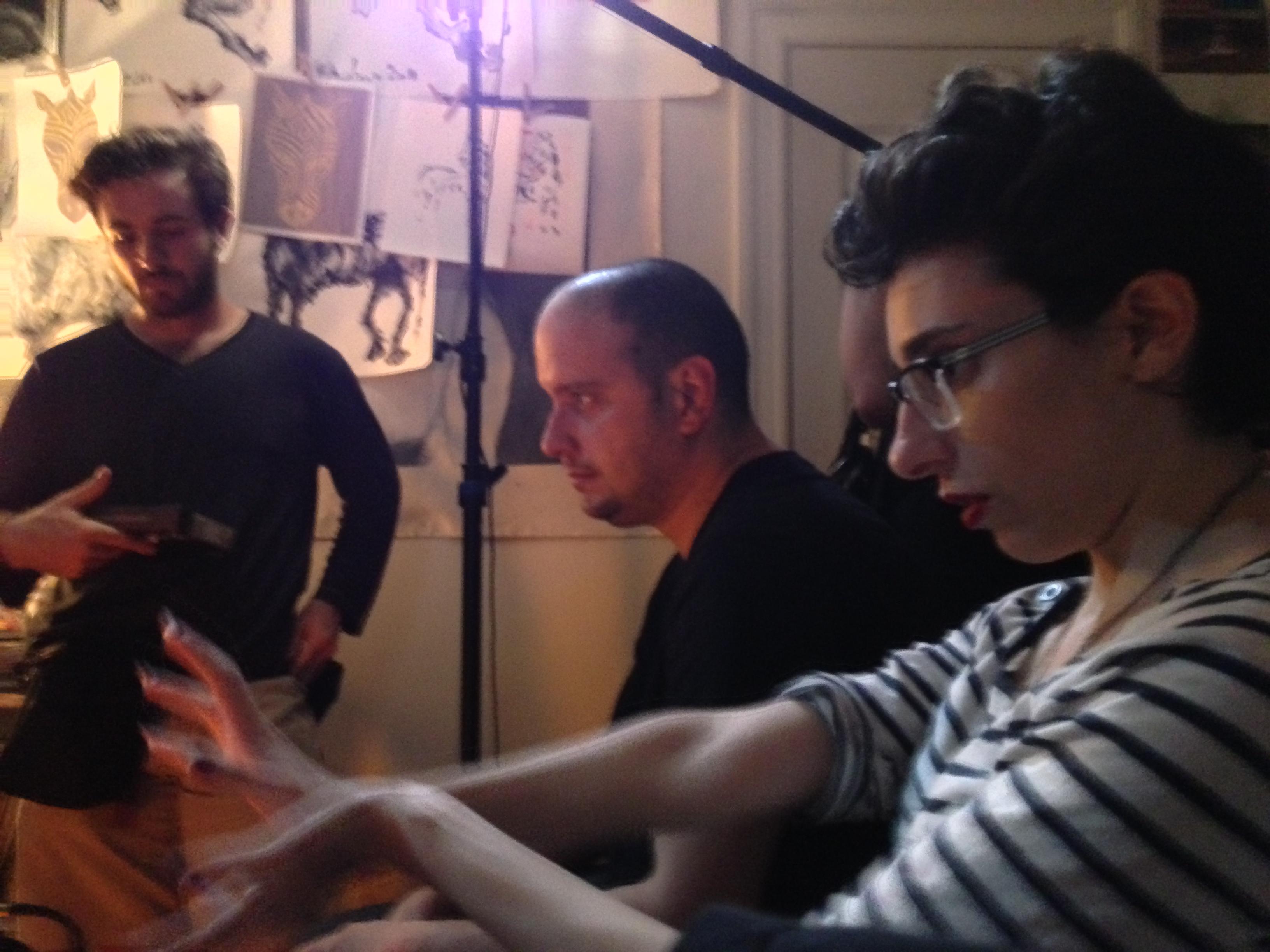 Director Christine Vartoughian