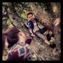 Tree Climbing Rehearsal