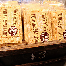 Gluten Free Marshmallow Bar