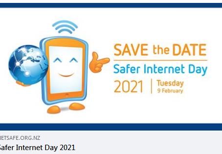 NetSafe Safer Internet Day NZ 2021