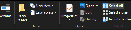 Rename Multiple Items (Pictures / Folders / Documents)