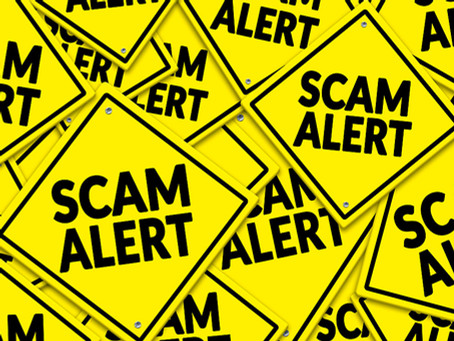 Credit Card Phone Scam