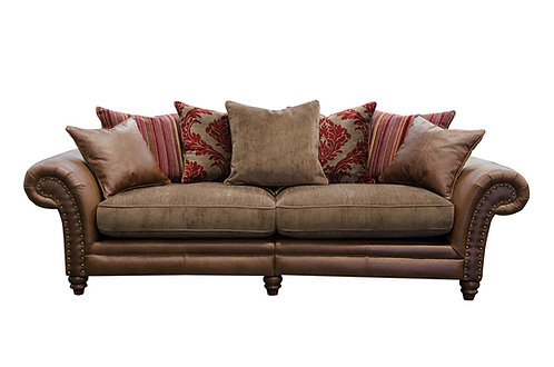 Hudson 4 Seater Sofa