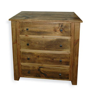 Cottage Chest 4 Drawer