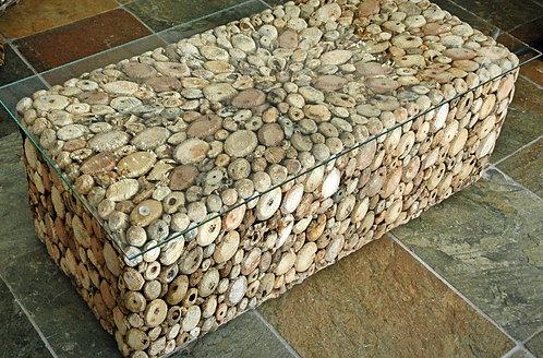 Driftwood Rectangular Coffee Table