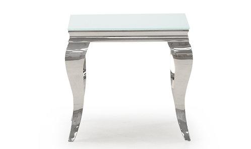 Nero End Table (White)