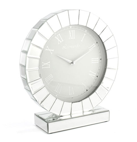 Mirror Mantle Clock