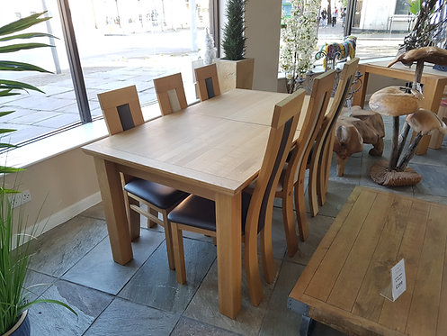 Charisma Extending Dining Table