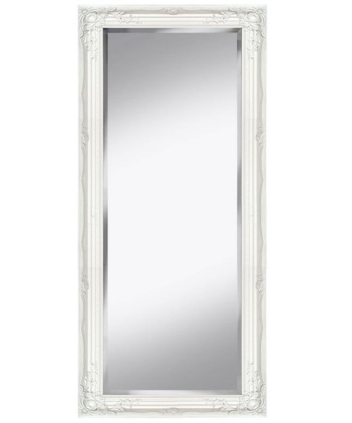 Seattle Large Mirror (white)