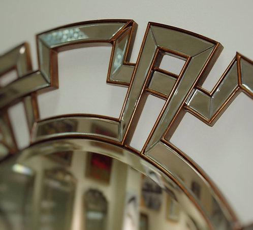 Venetian Aztec Mirror