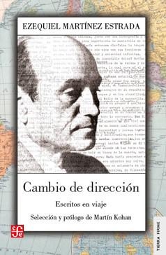 Nuevo libro: Cambio de dirección, escritos en viaje.