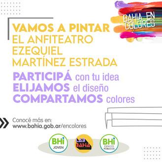 Bahía en Colores: Anfiteatro E. M. Estrada