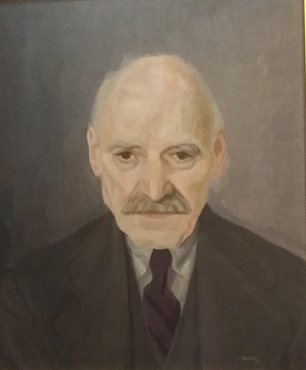 Padre (Pintura de Agustina M.)