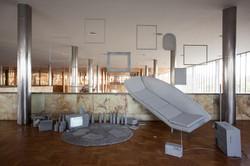 Instalação Casa Kubitschek