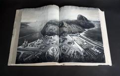 Livro de Pedra. Rio. 2018.