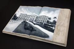 Livro de Pedra. Museu Nacional. 2019.