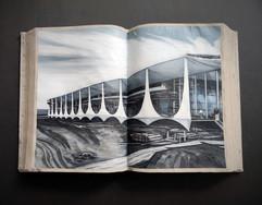 Livro de Pedra. Brasília, Palácio da Alvorada, 2020.