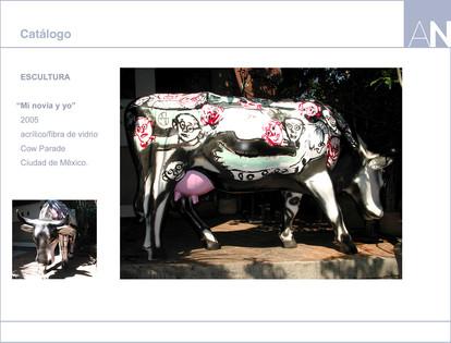 GAN.ES.038 Mi novia y yo  cow parade copia.jpg