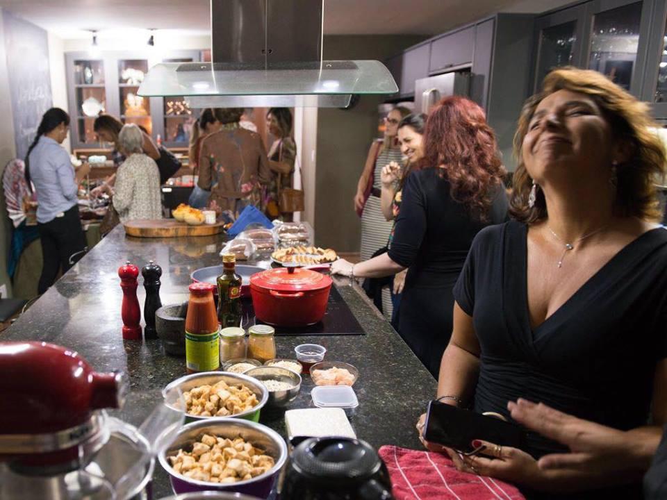 Curso de gastronomia e confeitaria